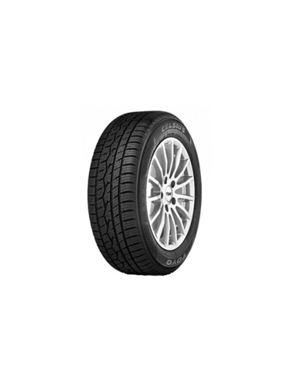 Toyo 165/65R14 T Celsius Négyévszakos gumi