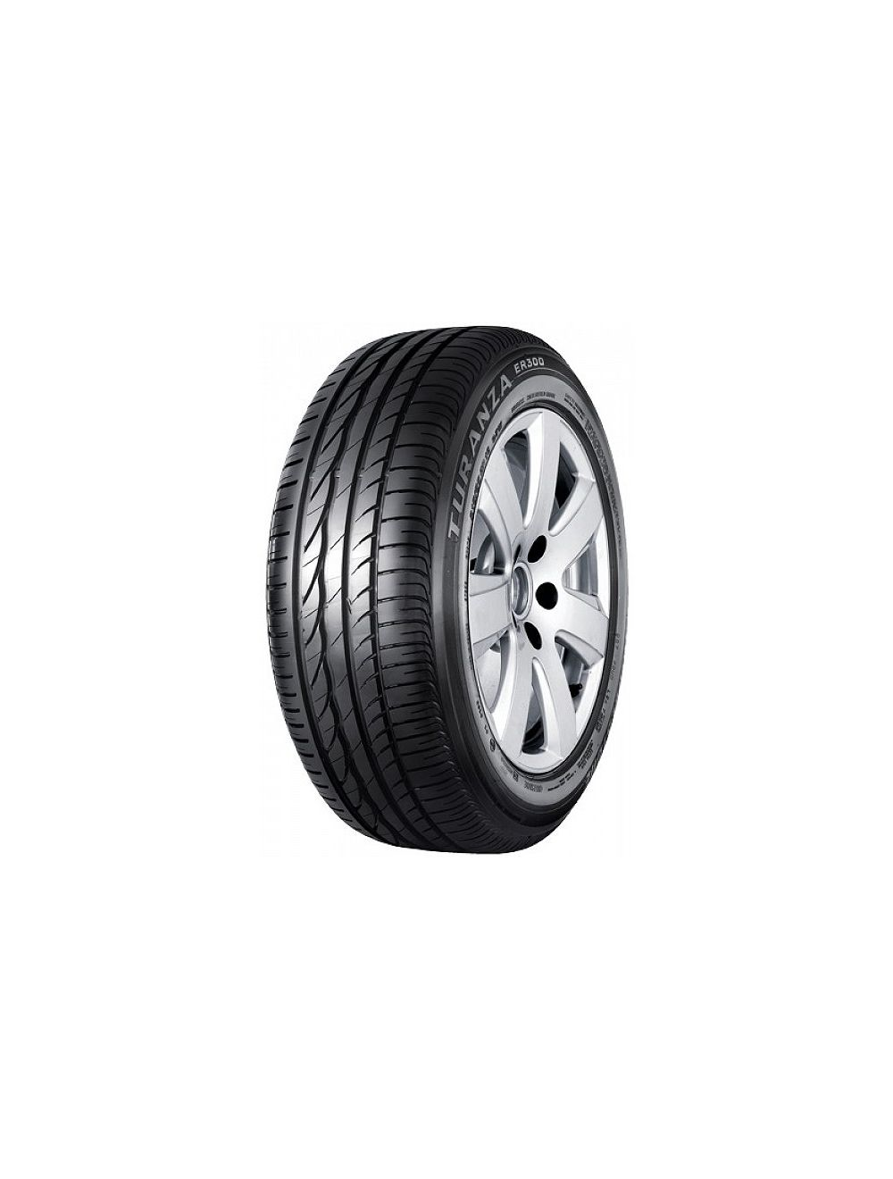 Bridgestone 195/55R16 V ER300 * DOT18 Nyári gumi