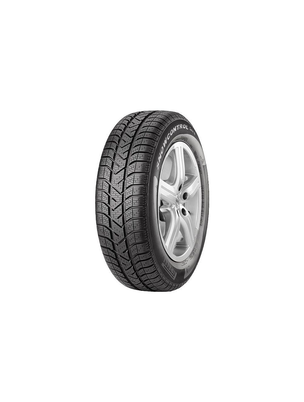 Pirelli 185/65R15 T SnowControl 3 Téli gumi