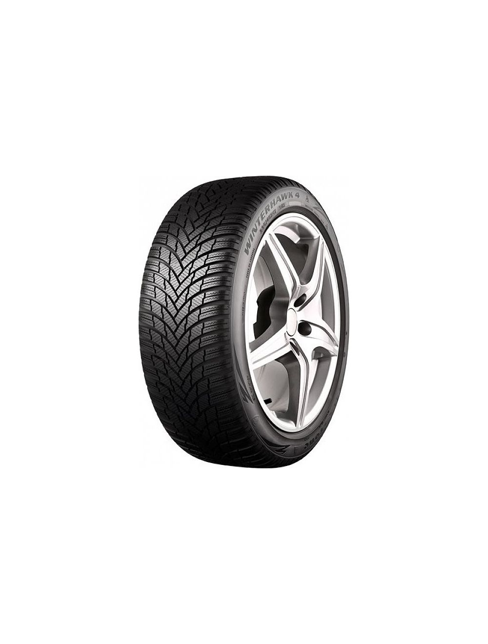 Firestone 215/50R18 V WinterHawk 4 Téli gumi